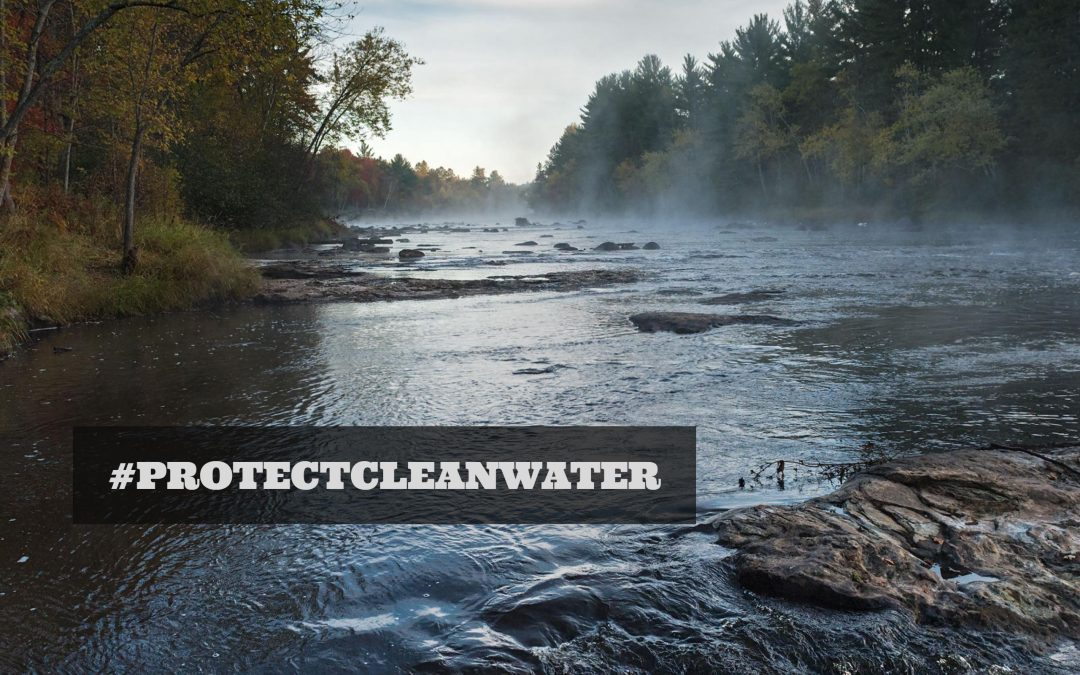 Letter to the House on the FY 2019 Energy and Water Appropriations Bill: Please Oppose the Dirty Water Rider